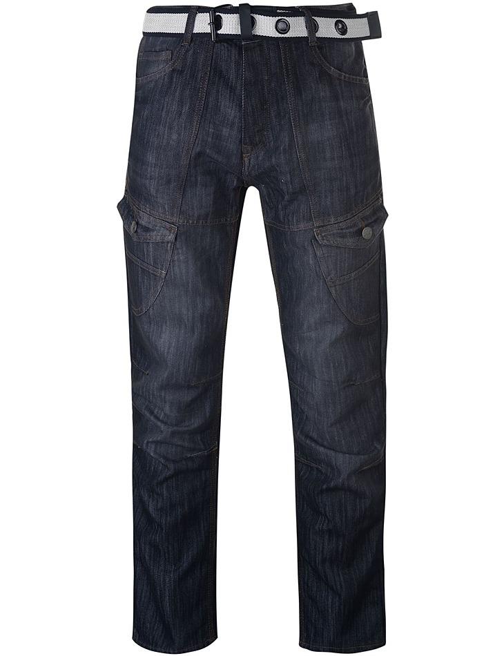 Pánske jeansové nohavice No Fear vel. 30W R