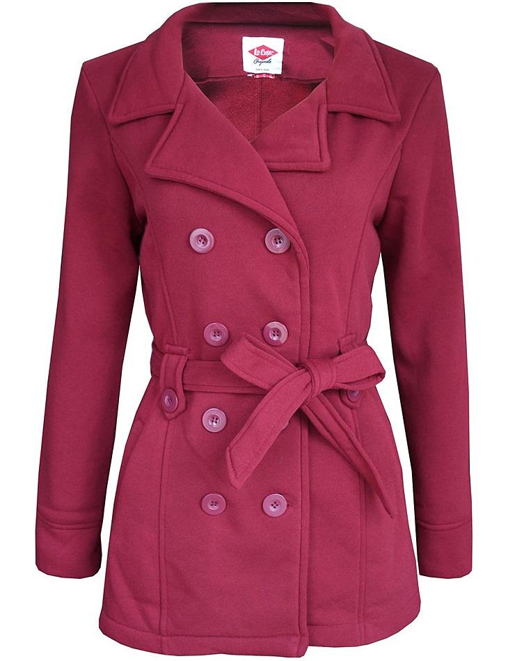 Dámsky elegantný kabát Lee Cooper vel. S
