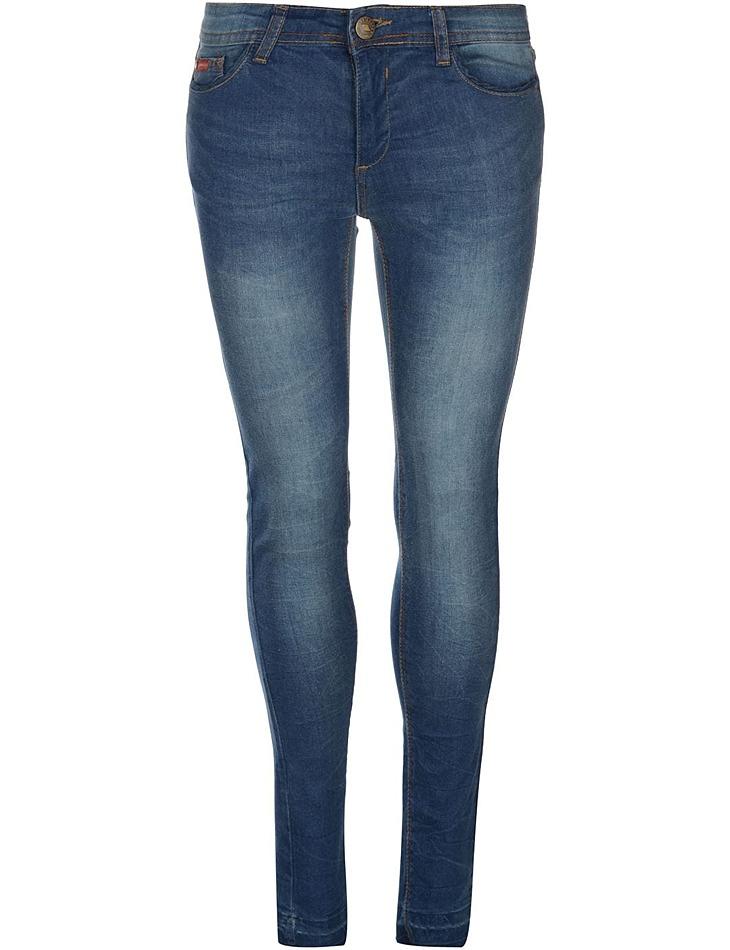 Dámske jeansové nohavice vel. S