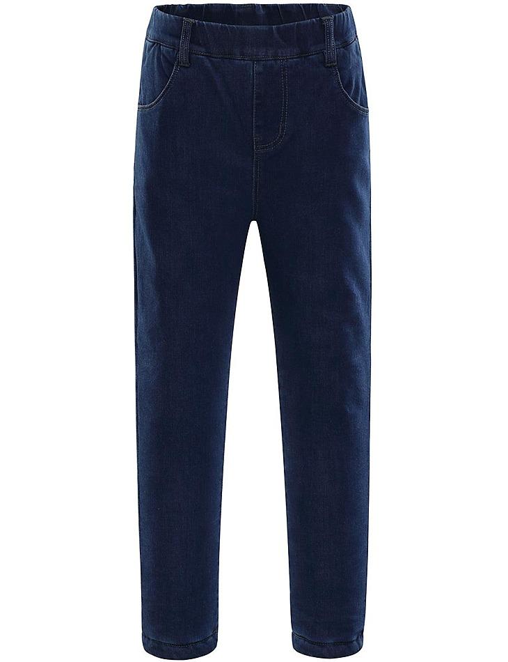Detské nohavice jeans Alpine Pro vel. 104-110