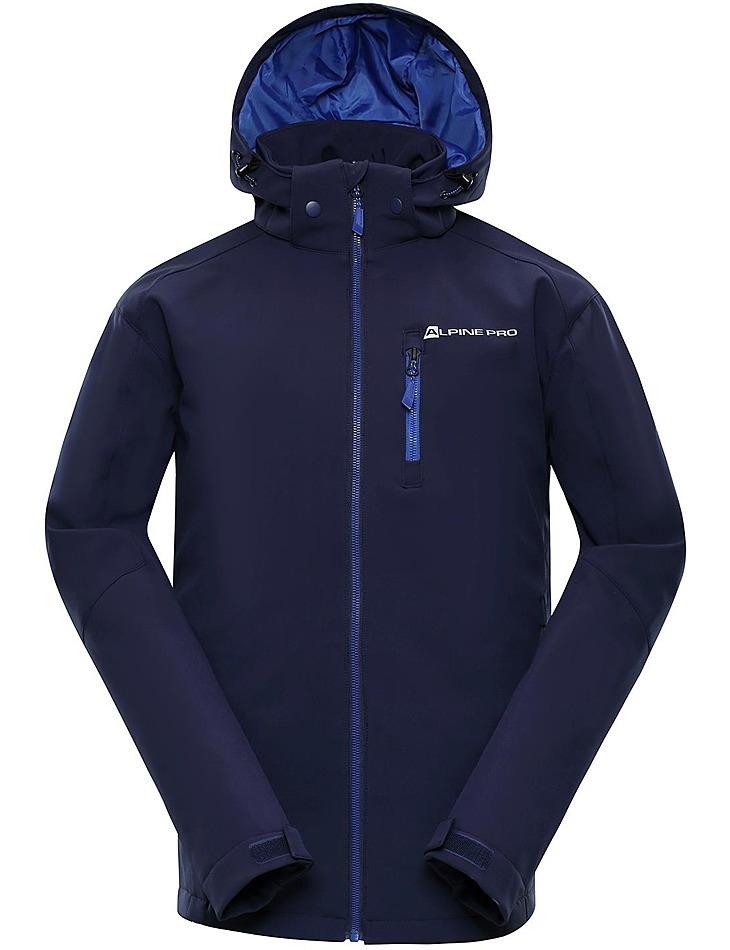 Pánska softshellová bunda Alpine Pro vel. S