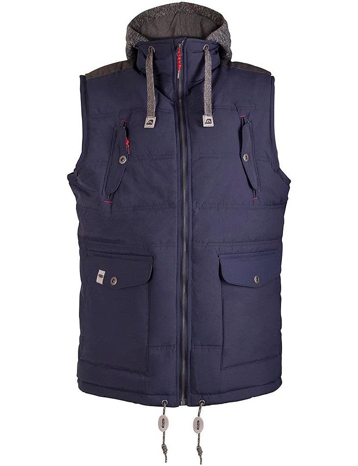 Pánska vesta Alpine Pro vel. L