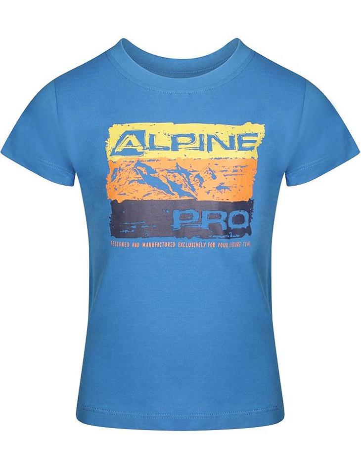 Detské tričko Alpine Pro vel. 152-158