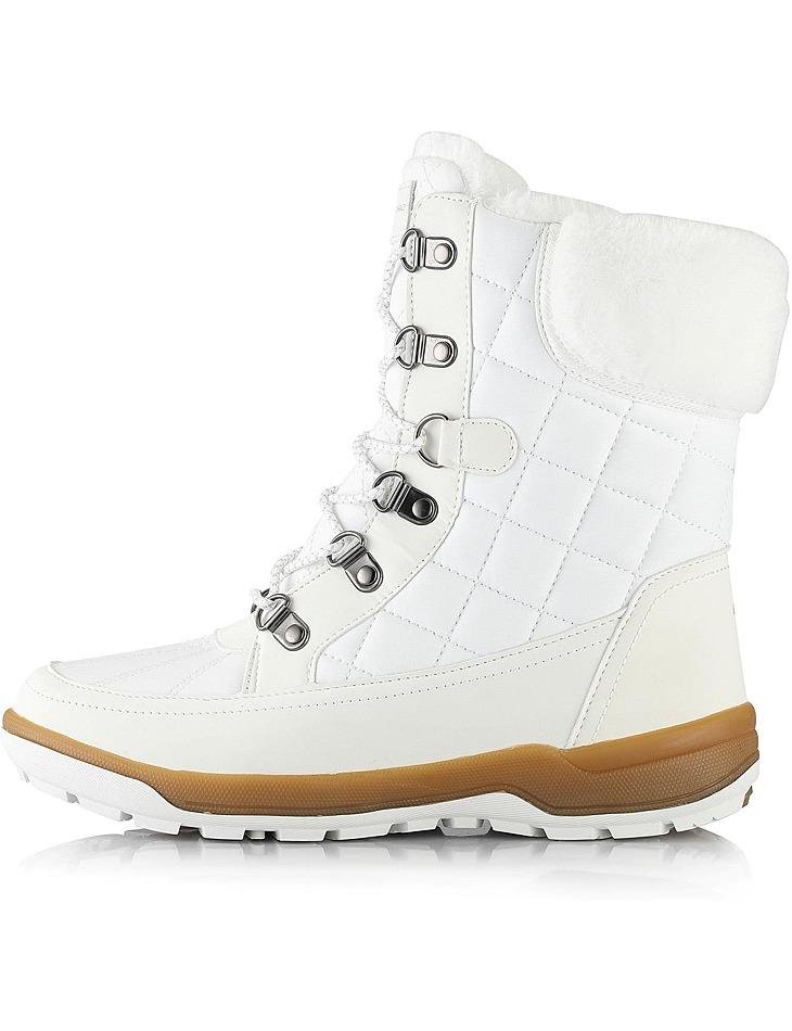 Dámska zimná obuv s kožušinkou Alpine Pro vel. 40