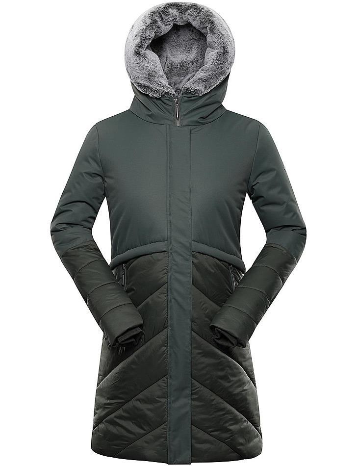 Dámsky kabát s membránou Alpine Pro vel. S-L