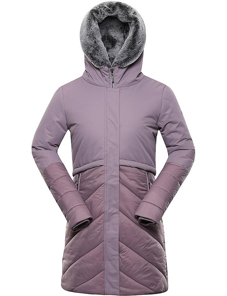 Dámsky kabát s membránou Alpine Pro vel. S