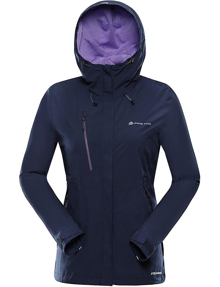 Dámska outdoorová bunda ptx Alpine Pro vel. L