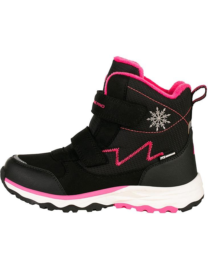 Detská zimná obuv s membránou ptx Alpine Pro vel. 30