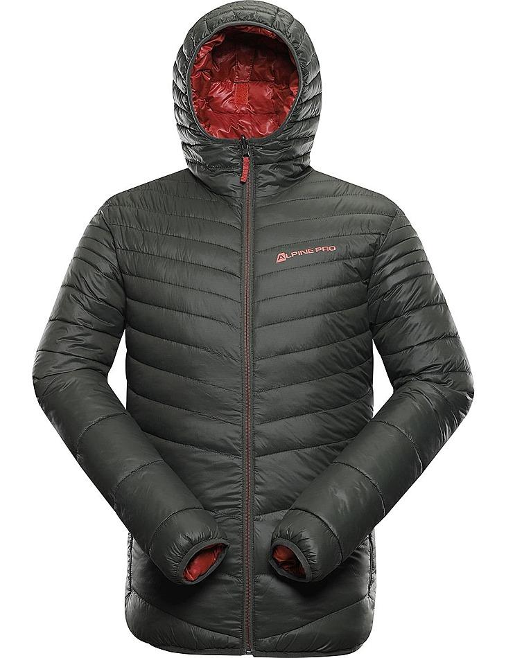 Pánska hi-therm bunda-obojstranná Alpine Pro vel. S