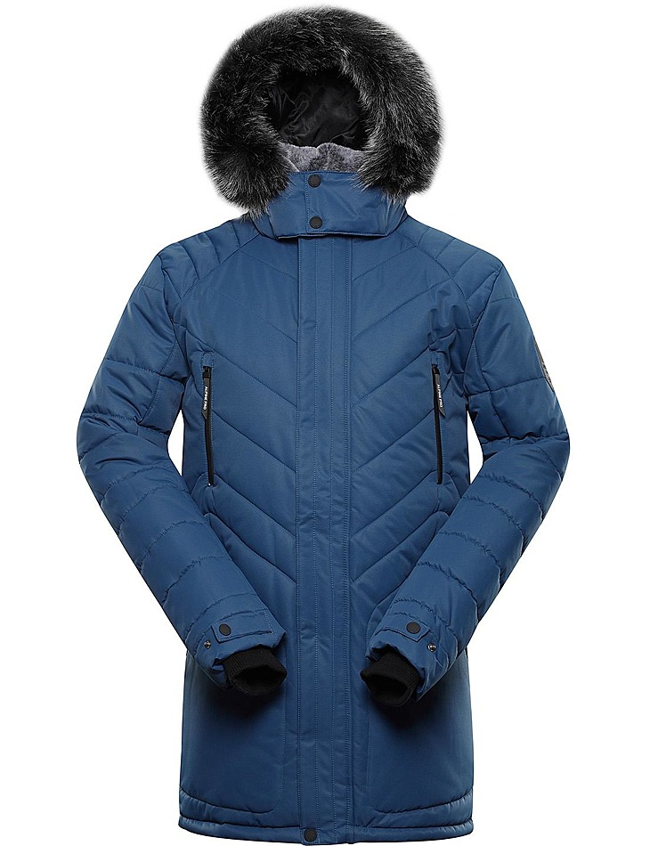 Pánska zimná bunda s membránou ptx Alpine Pro vel. XXL