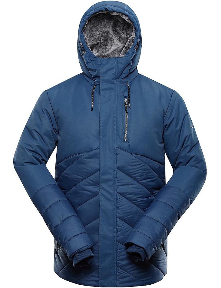 Pánska zimná bunda s membránou Alpine Pro vel. XXL