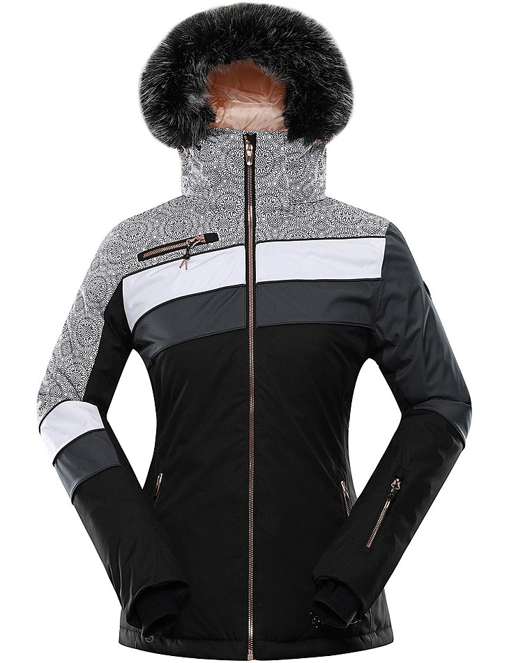 Dámska zimná bunda s membránou ptx Alpine Pro vel. L