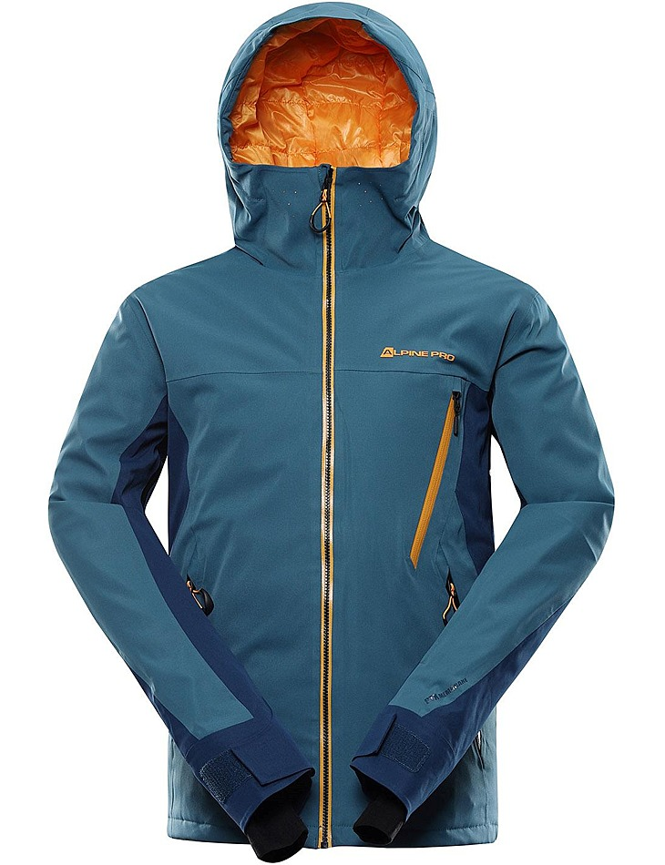Pánska lyžiarska bunda s membránou ptx Alpine Pro vel. XXXL