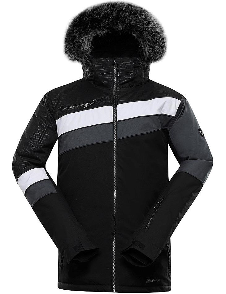 Pánska zimná bunda s membránou ptx Alpine Pro vel. XXXL