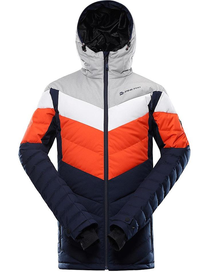Pánska páperová bunda s membránou ptx Alpine Pro vel. XXXL
