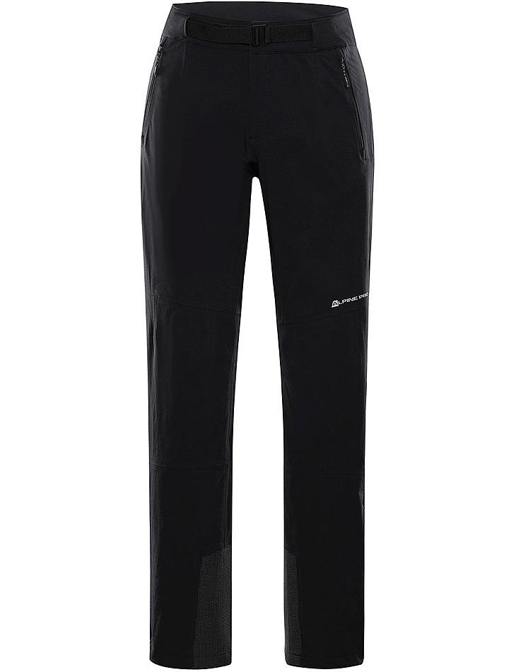 Dámske softshellové nohavice s membránou Alpine Pro vel. 38