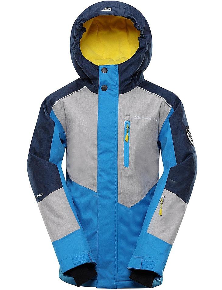 Detská lyžiarska bunda s membránou ptx Alpine Pro vel. 116-122
