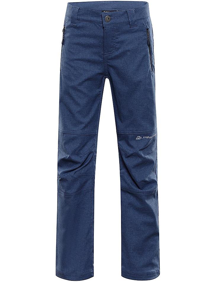 Detské softshellové nohavice Alpine Pro vel. 152-158