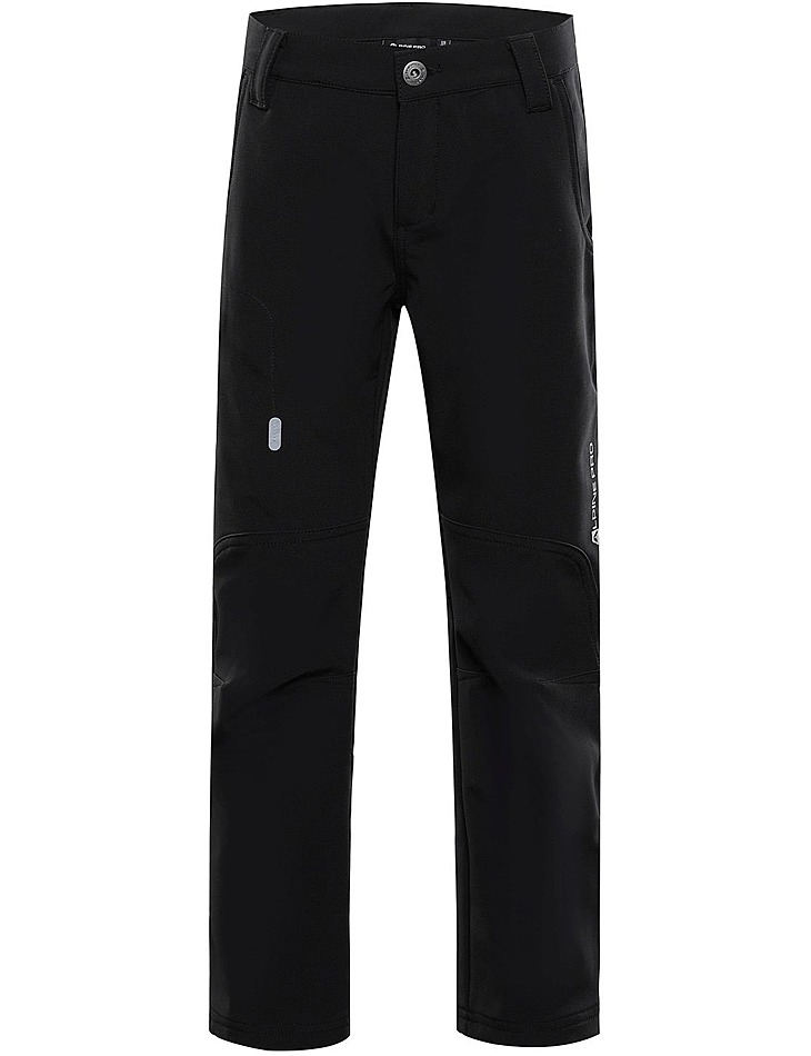 Detské softshellové nohavice Alpine Pro vel. 140-146