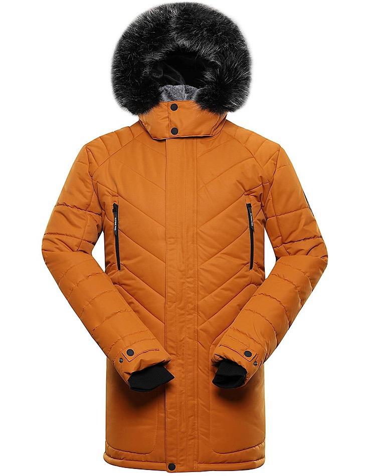 Pánska zimná bunda s membránou ptx Alpine Pro vel. L