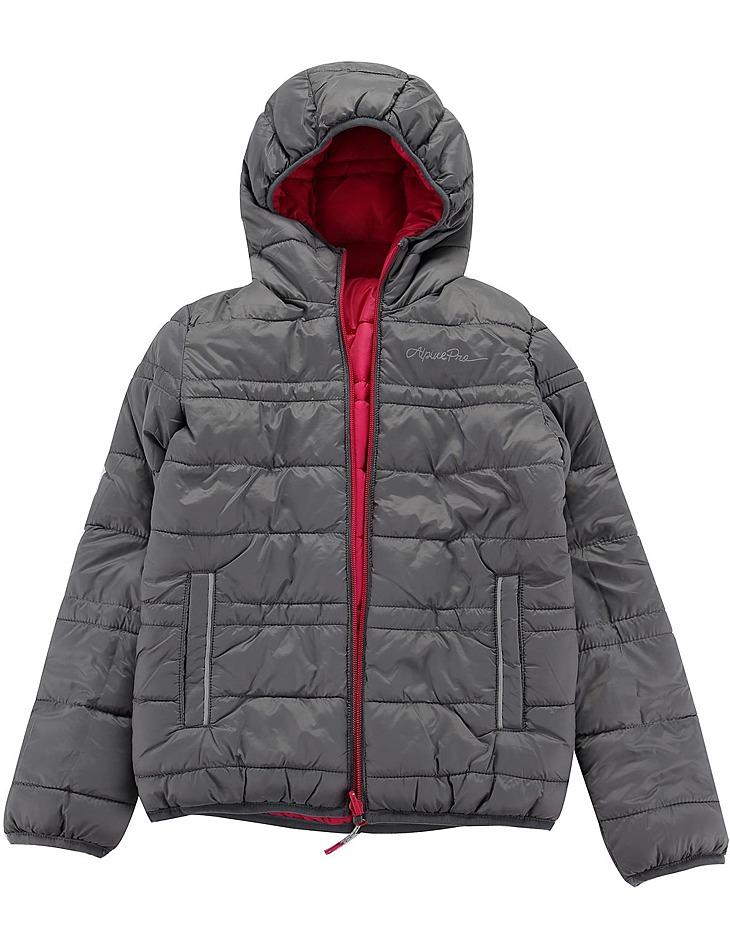 Detská bunda obojstranná Alpine Pro vel. 104-110