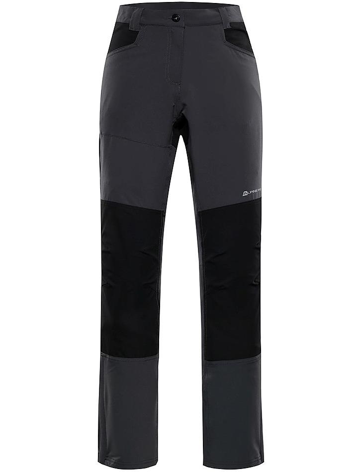 Dámske softshellové nohavice Alpine Pro vel. 44LN