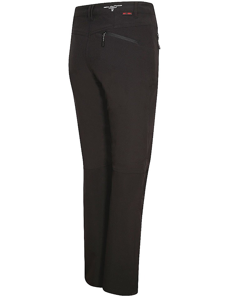 Dámske softshellové nohavice s membránou Alpine Pro vel. 36