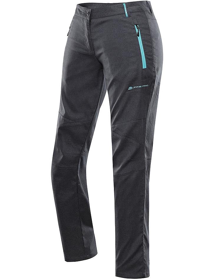 Dámske softshellové nohavice Alpine Pro vel. 42