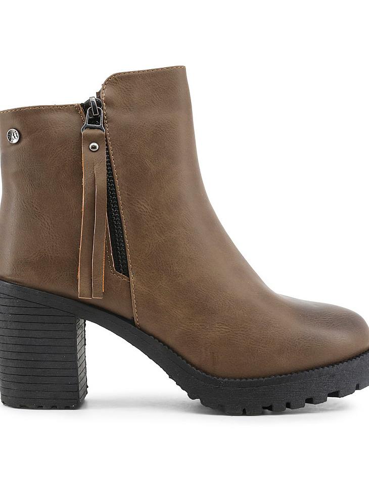 b5c1c9ad32 Dámske členkové topánky XTI