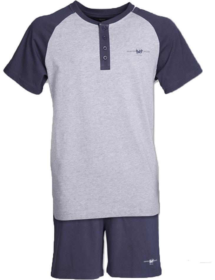 Pánske pyžamo HARVEY MILLER POLO CLUB vel. M