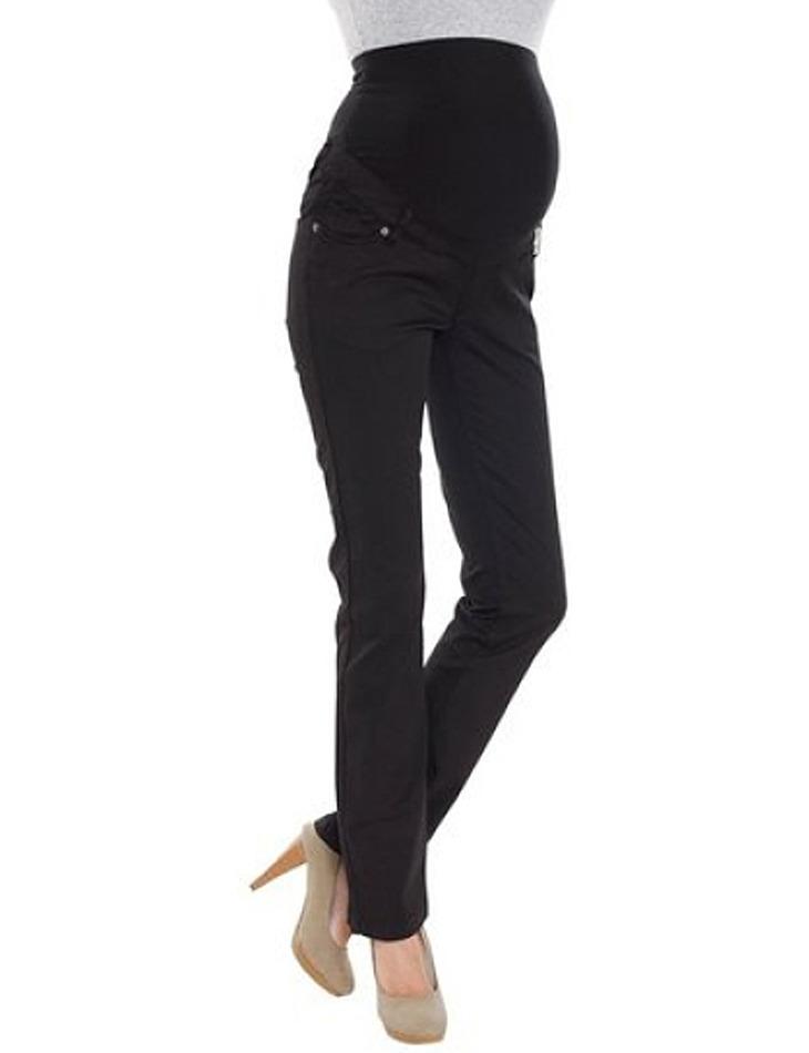 Dámske tehotenské nohavice vel. 36