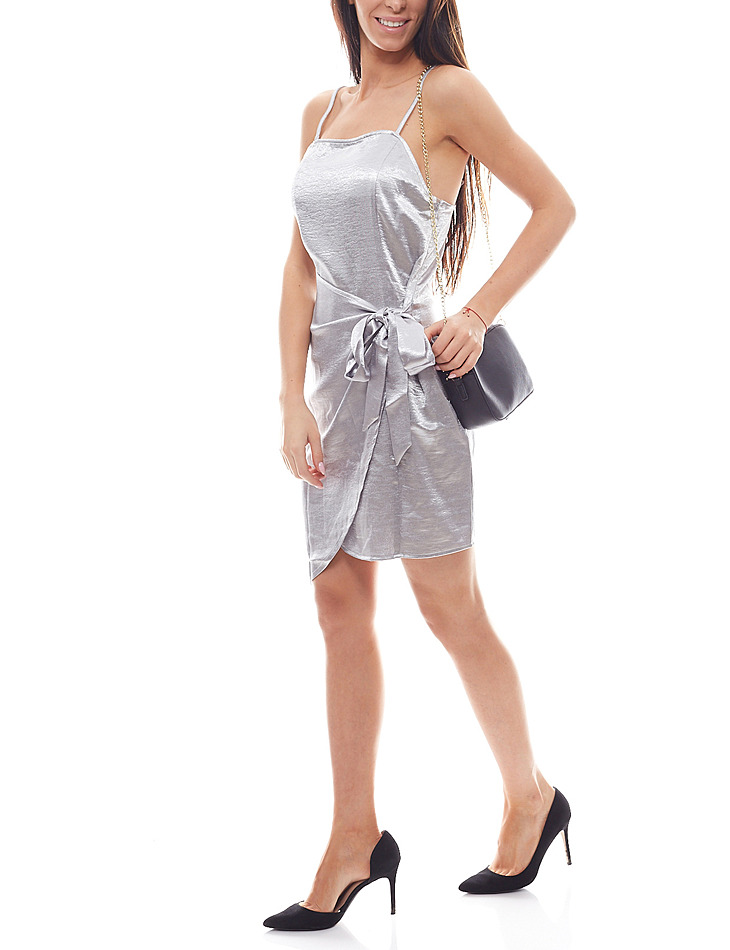 Dámske šaty NA-KD x KRISTIN Sundberg vel. 38