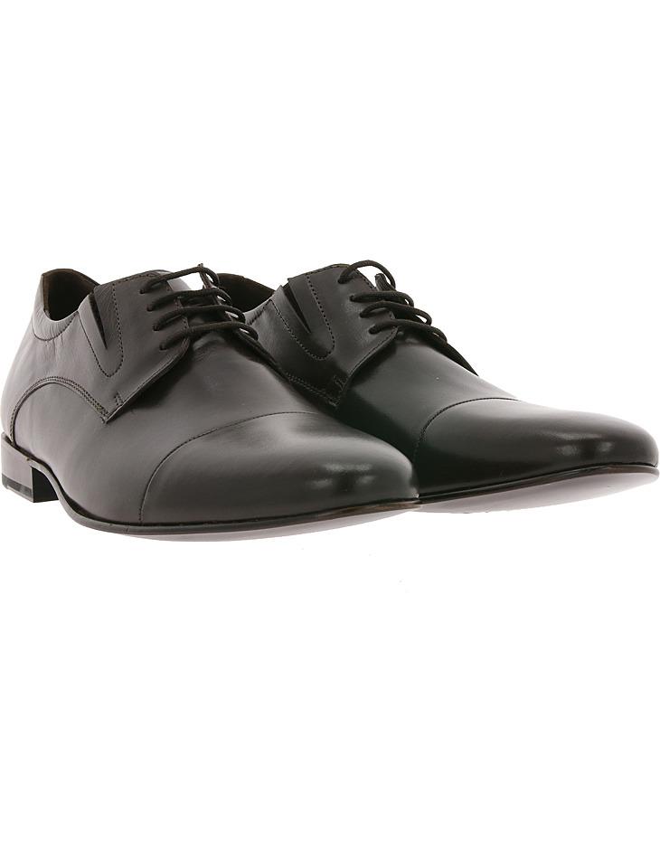 Pánska kožená obuv MANZ vel. 44