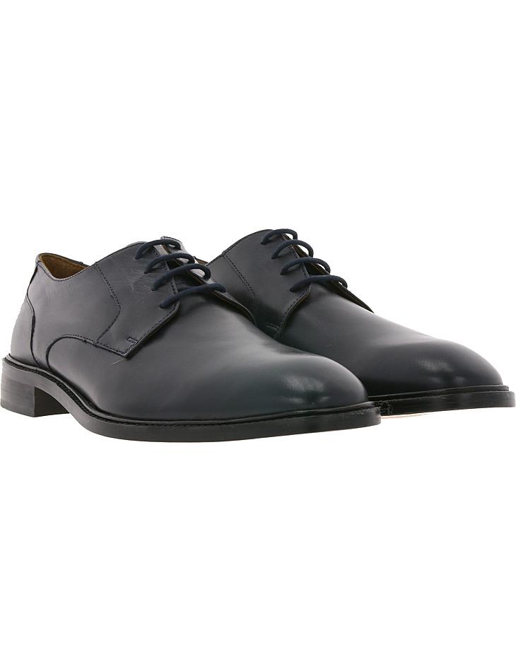 Pánska kožená obuv MANZ vel. 42.5