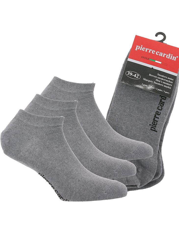 Pánske členkové ponožky Pierre Cardin - 12 párov vel. 39-42