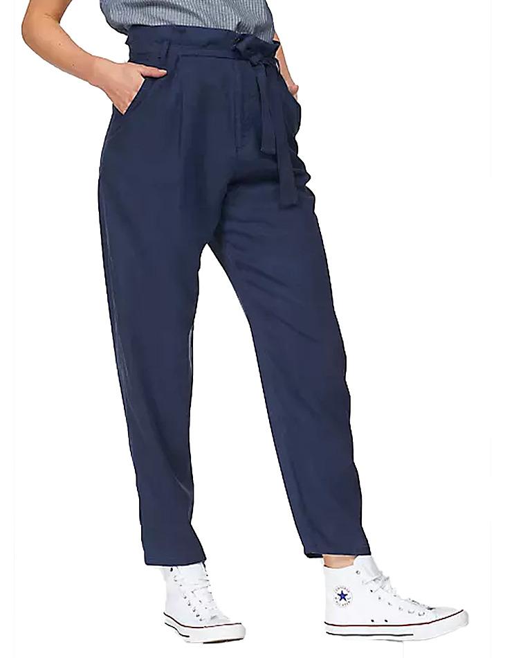 Dámske látkové nohavice vel. 36