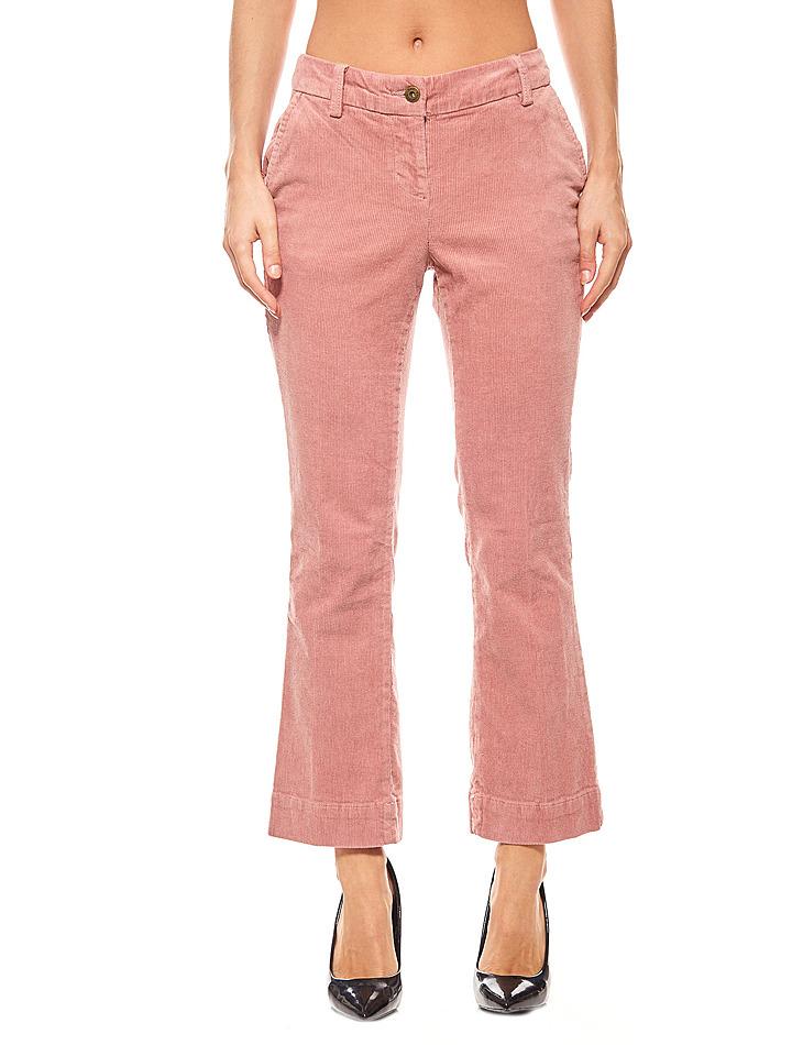 Dámske menčestrové nohavice vel. 36