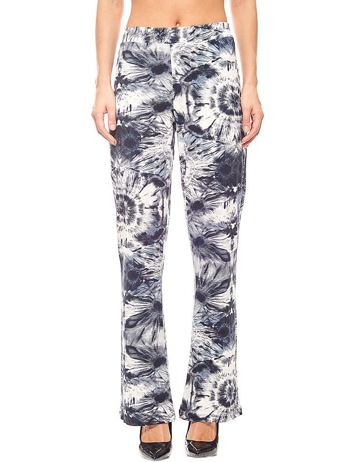 Dámske široké voĺnočasové nohavice vel. 36