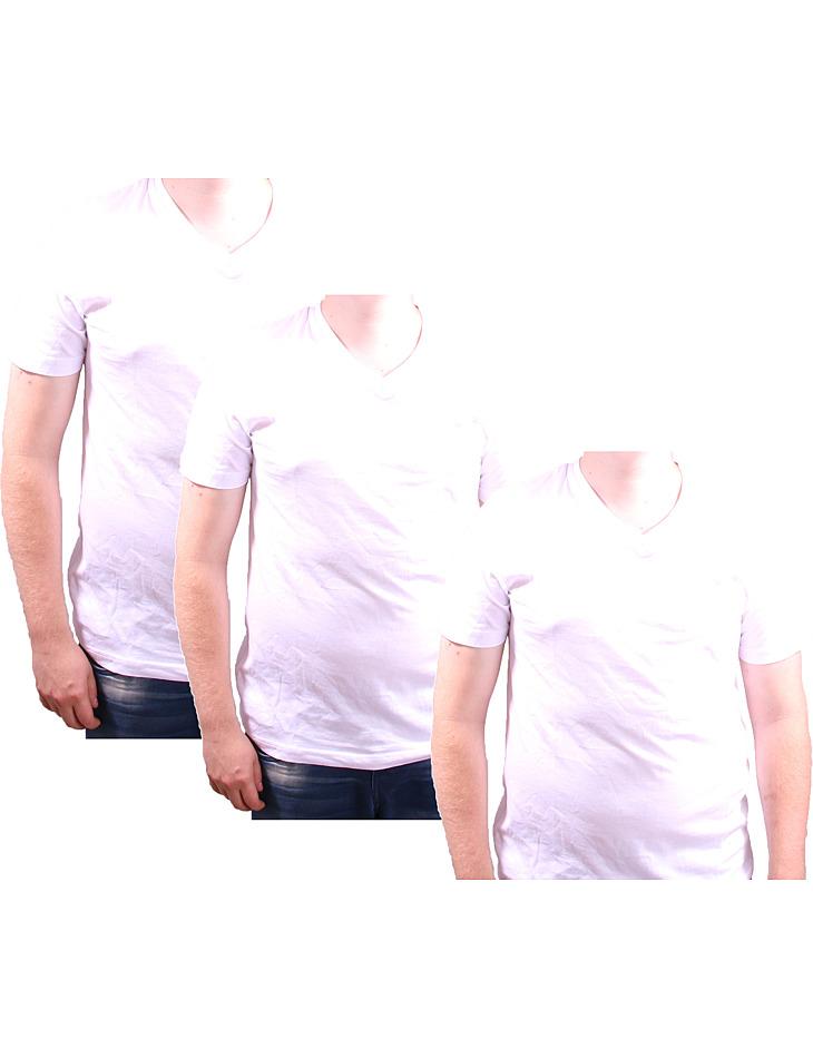 Set pánskych bavlnených tričiek Harvey Miller vel. XL