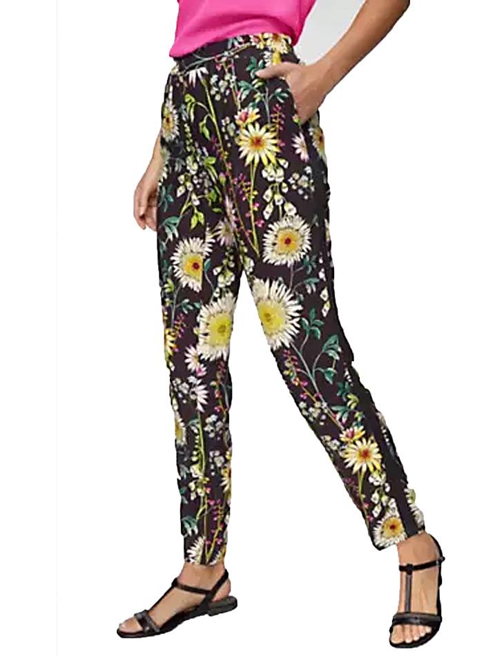 Dámske štýlové nohavice Aniston vel. 36