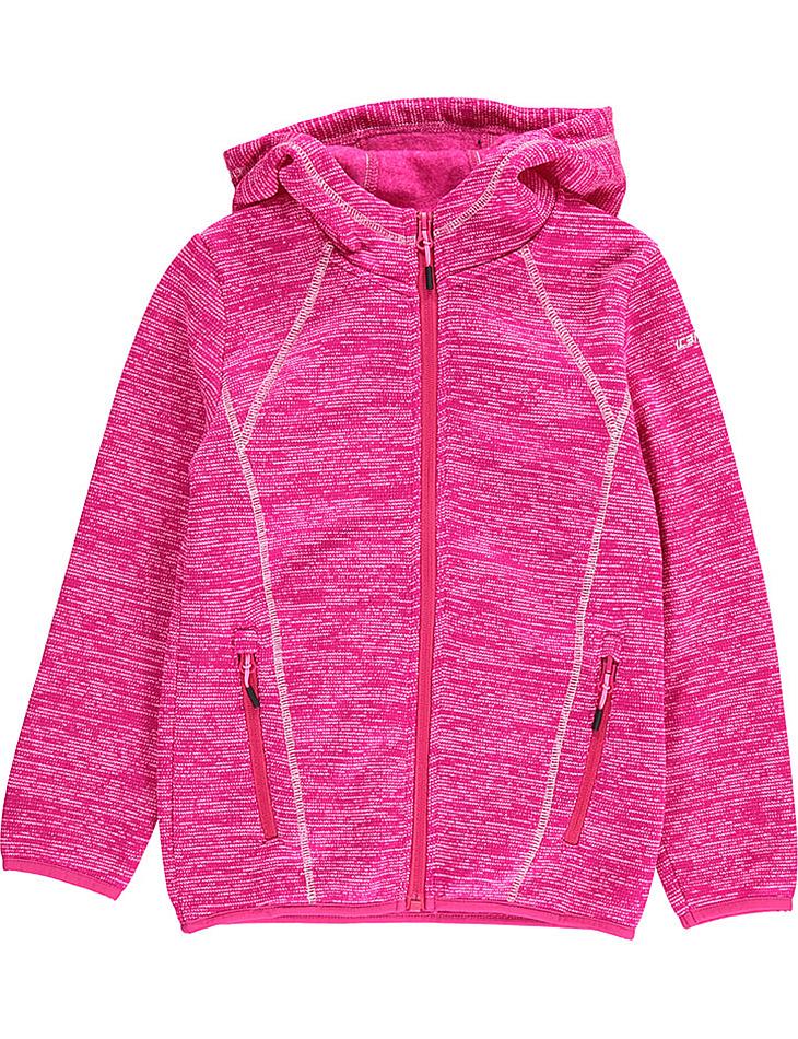 Dievčenské fleecová bunda ICEPEAK vel. 158
