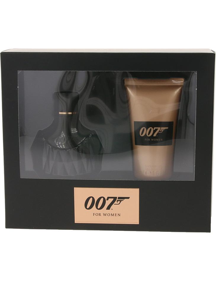 Dámska darčeková sada James Bond 007