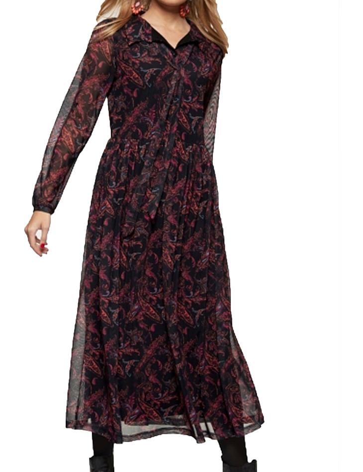 Dámske maxi šaty Aniston vel. 38