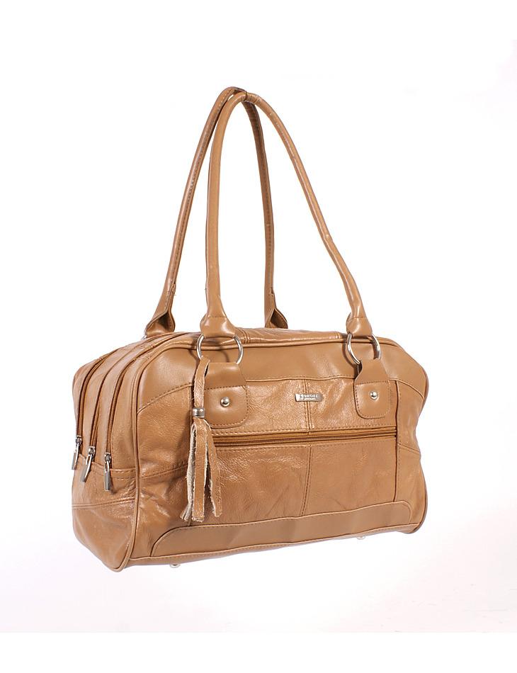 Dámska kožená kabelka Lorenz