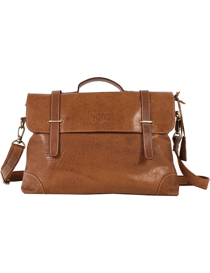 Kožená taška Oxbridge