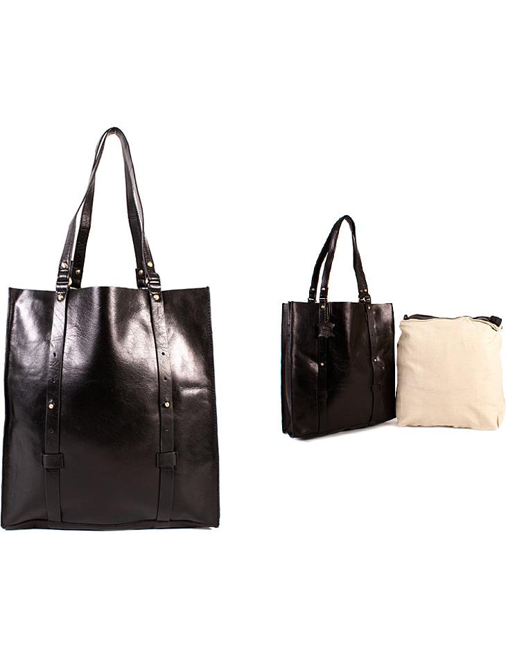 Dámska kožená taška