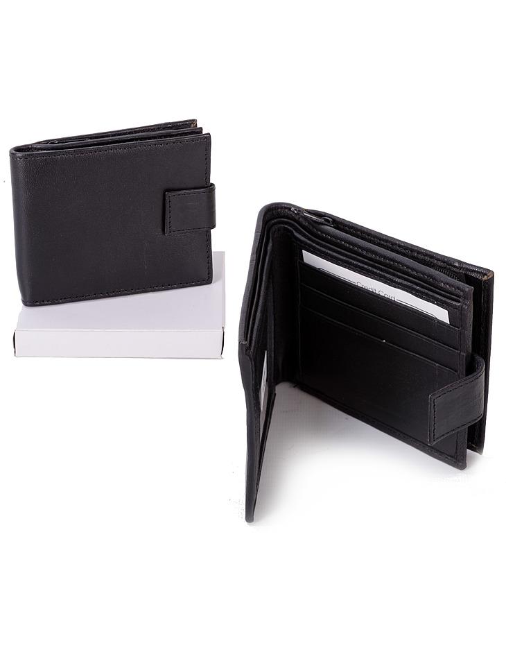 Kožená pánska peňaženka