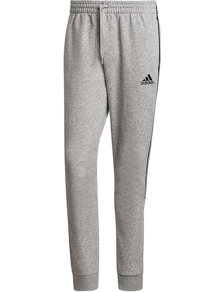 Šedé pánske nohavice Adidas vel. L