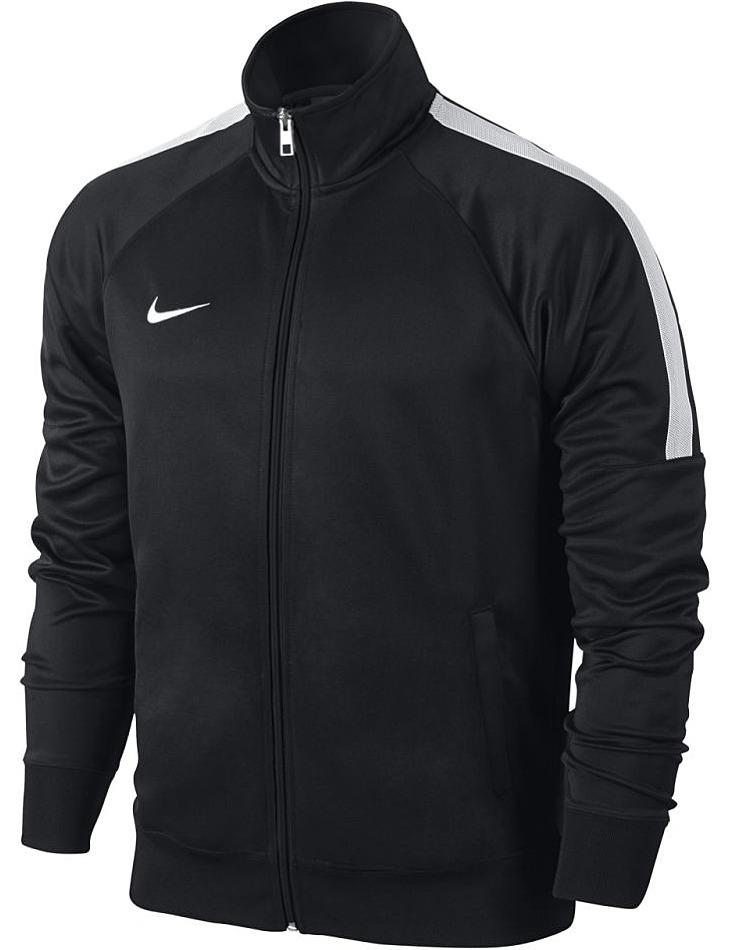 Pánska čierna mikina Nike vel. S
