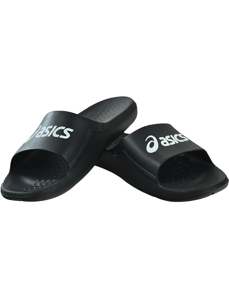 Čierne pánske papuče Asics vel. 39